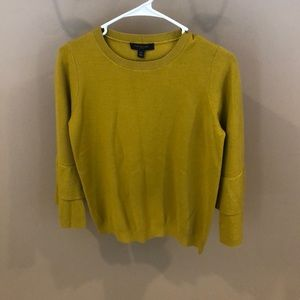 Ann Taylor Pear Colored Sweater